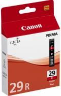 Canon Druckerpatrone Tinte PGI-29 R red, rot
