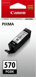 Canon Druckerpatrone Tinte PGI-570 PGBK black, schwarz