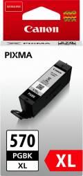 Canon Druckerpatrone Tinte PGI-570 XL PGBK black, schwarz