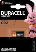 1 Duracell Ultra Photo CR2 / DLCR2 / CR17355 Lithium Batterie Blister