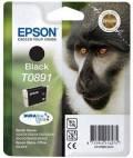 Epson Druckerpatrone Tinte T0891 BK black, schwarz