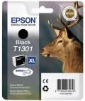 Epson Druckerpatrone Tinte T1301 BK black, schwarz