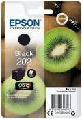 Epson Druckerpatrone Tinte 202 T02E1 BK black, schwarz
