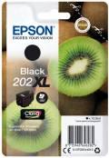 Epson Druckerpatrone Tinte 202 XL T02G1 BK black, schwarz