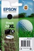 Epson Druckerpatrone Tinte 34 XL T3471 BK black, schwarz