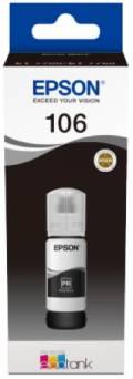 Epson Tintenbehälter Tinte 106 T00R1 PBK photo black, photo schwarz