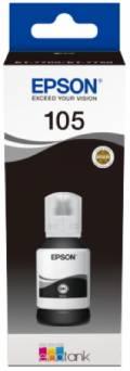 Epson Tintenbehälter Tinte 105 T00Q1 BK black, schwarz