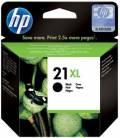 HP Druckerpatrone Tinte Nr. 21 XL BK black, schwarz