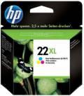 HP Druckerpatrone Tinte Nr. 22 XL tri-color, dreifarbig