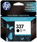 HP Druckerpatrone Tinte Nr. 337 BK black, schwarz