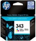 HP Druckerpatrone Tinte Nr. 343 tri-color, dreifarbig