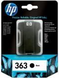 HP Druckerpatrone Tinte Nr. 363 BK black, schwarz