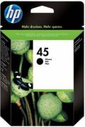 HP Druckerpatrone Tinte Nr. 45 BK black, schwarz