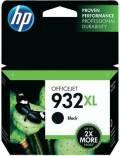 HP Druckerpatrone Tinte Nr. 932 XL BK black, schwarz