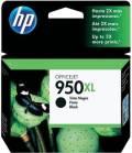 HP Druckerpatrone Tinte Nr. 950 XL BK black, schwarz