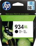 HP Druckerpatrone Tinte Nr. 934 XL BK black, schwarz