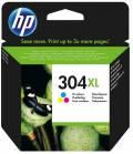 HP Druckerpatrone Tinte Nr. 304 XL tri-color, dreifarbig