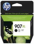 HP Druckerpatrone Tinte Nr. 907 XL BK black, schwarz