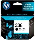 HP Druckerpatrone Tinte Nr. 338 BK black, schwarz