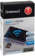 Intenso HDD externe Festplatte Memory 2 Move Pro Wi-Fi 2,5 Zoll 1TB USB 3.0 schwarz