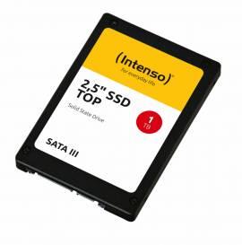 Intenso SSD interne Festplatte Top High-Speed 3D-Nand 2,5 Zoll 1TB SATA III - Bild vergrößern
