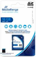 Mediarange SDHC Karte 16GB Speicherkarte Class 10
