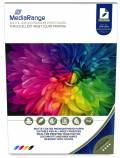 100 Mediarange Blatt Fotopapier DIN A4 matt einseitig 130 g/m²