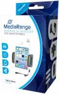 Mediarange Car Holder Universal Smartphone Auto Halterung 360 Grad schwarz