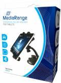 Mediarange Car Holder Universal Tablet KFZ Halterung 360 Grad schwarz