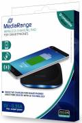 Mediarange Wireless Charger Ladegerät charging pad schwarz