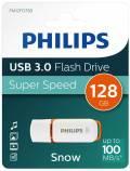 Philips USB Stick 128GB Speicherstick Snow weiß USB 3.0