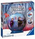 72 Teile Ravensburger 3D Puzzle Ball Disney Frozen 2 11142
