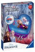54 Teile Ravensburger 3D Puzzle Herzschatulle Disney Frozen 2 12120
