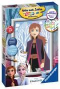 Ravensburger Malen nach Zahlen Classic Sonderserie E Disney Frozen 2 Anna und Olaf 27699