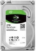 Seagate HDD interne Festplatte BarraCuda 3,5 Zoll 2TB 64MB SATA III ST2000DM008