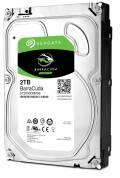 Seagate HDD interne Festplatte BarraCuda 3,5 Zoll 2TB 64MB SATA III ST2000DM006