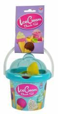 Simba Outdoor Spielzeug Sand & Strand Baby Eimergarnitur Eis 107115587