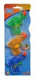 Simba Outdoor Wasserspielzeug 3 Wasserpistolen Water Fun 107272301