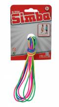 Simba Outdoor Spielzeug Seilspiel Gummi Twist Hüpfgummi 107302096