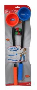 Simba Outdoor Spielzeug Ballspiel Ballero Ballspiel Set 107357662