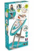 Smoby Spielwelten Haushalt Bügelbrett mit Dampfstation 7600330118