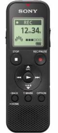 Sony digitales Diktiergerät ICD-PX370 4GB anthrazit