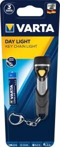 Varta Taschenlampe LED Day Light Key Chain inkl. 1x AAA Batterien 16605