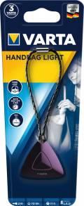 Varta Handtaschenlampe LED Handbag Light inkl. 2x CR2032 Batterien 16619