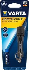 Varta Taschenlampe LED Indestructible Key Chain inkl. AAA Batterie 16701