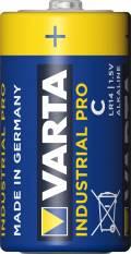 20 Varta 4014 Industrial C / Baby Alkaline Batterien in 20er Folie