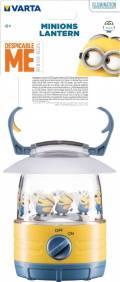 Varta Laterne LED Minions Camping Lantern 15612