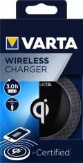 Varta Ladegerät Wireless Charger II Universal Qi schwarz 57911