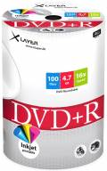 100 Xlayer Rohlinge DVD+R full printable 4,7GB 16x Shrink
