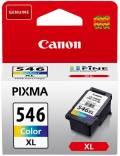 Canon Druckerpatrone original Tinte CL-546 XL tri-color, dreifarbig
